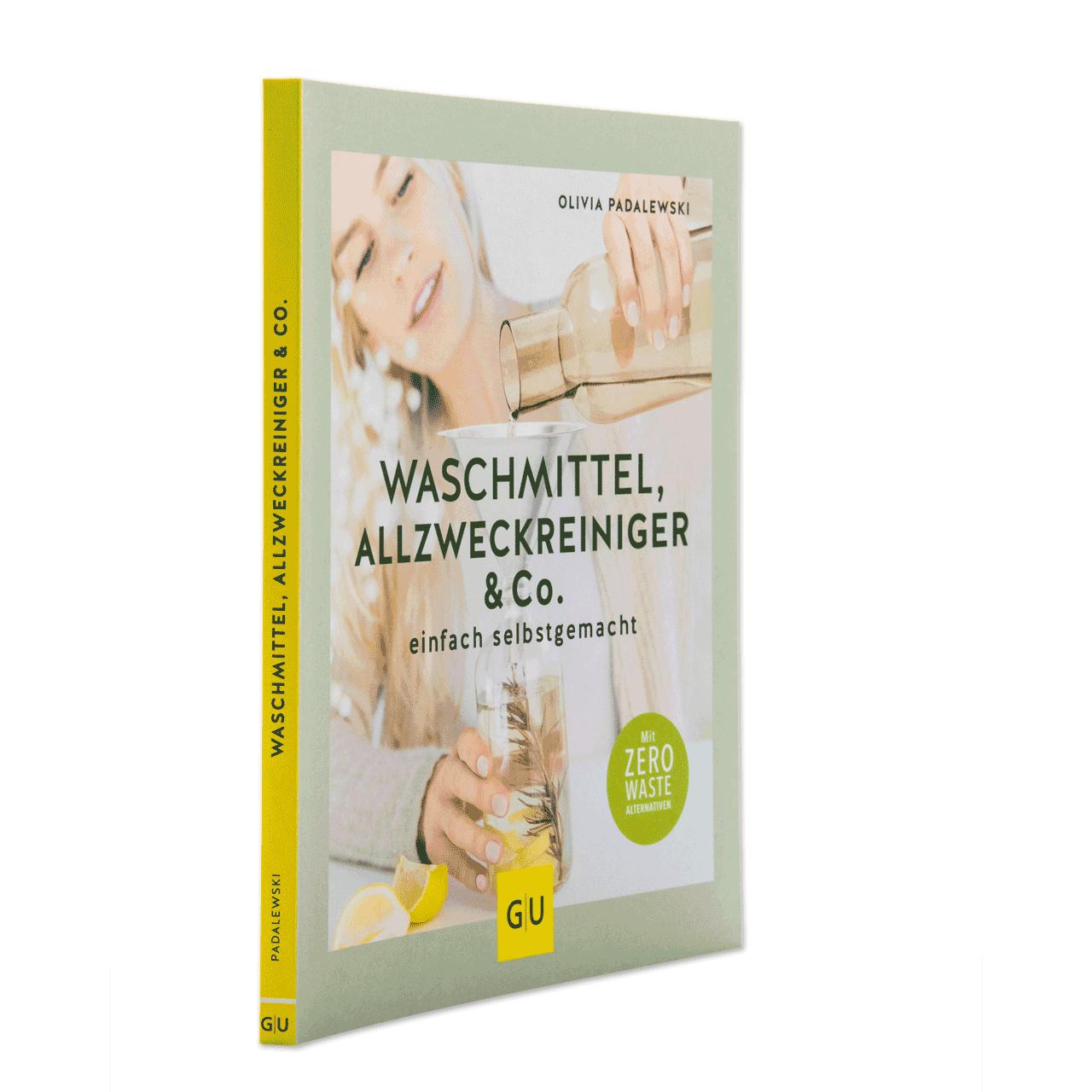 Buch: WASCHMITTEL, ALLZWECKREINIGER UND CO. EINFACH SELBSTGEMACHT